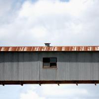 Sky Bridge by johnastovall