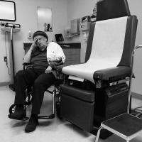Waiting In Radiology by johnastovall in Cancer Ward