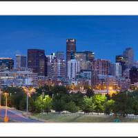 Downtown Denver Panorama1 Final by Landscapelover