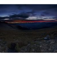 Mt Evans Look At Denver Final Usm 1 Nn by Landscapelover