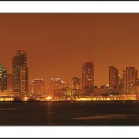 San Diego Pano by Landscapelover