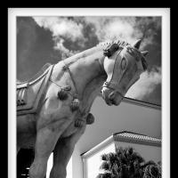 Great Stone Horse Of Chang by etrigan63 in Regular Member Gallery