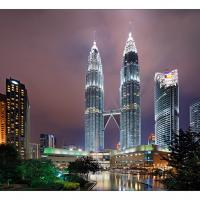 Petronas Towers Kl by Quentin_Bargate