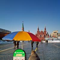 Red Square Salesman by Quentin_Bargate in Regular Member Gallery