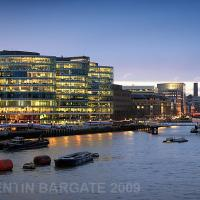 Thames At Dusk by Quentin_Bargate in Regular Member Gallery