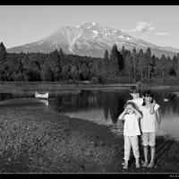 Shasta Portrait by Mike Hatam in Mike Hatam