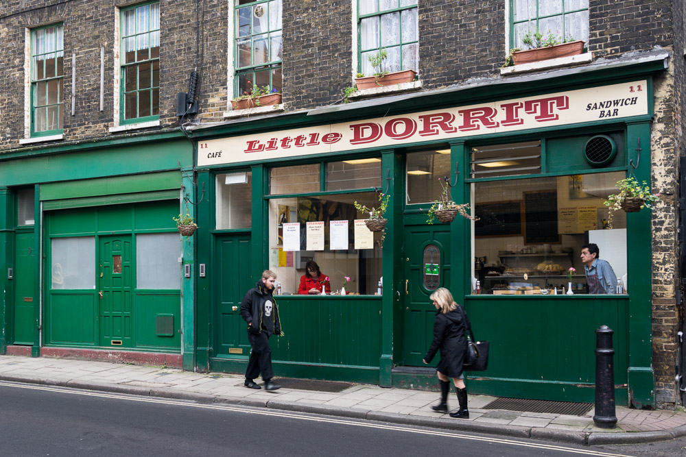 Little Dorrit by Mike Hatam in London with RX1