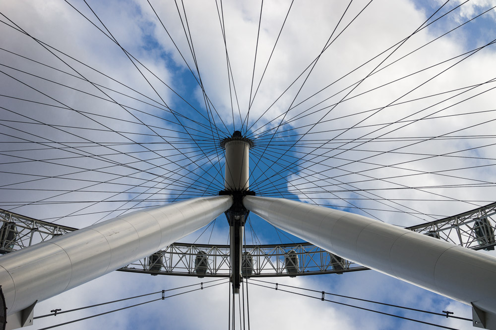 Cables by Mike Hatam in London with RX1