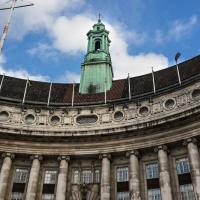 County Hall by Mike Hatam in London with RX1