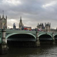 Bridge To Big Ben by Mike Hatam in London with RX1