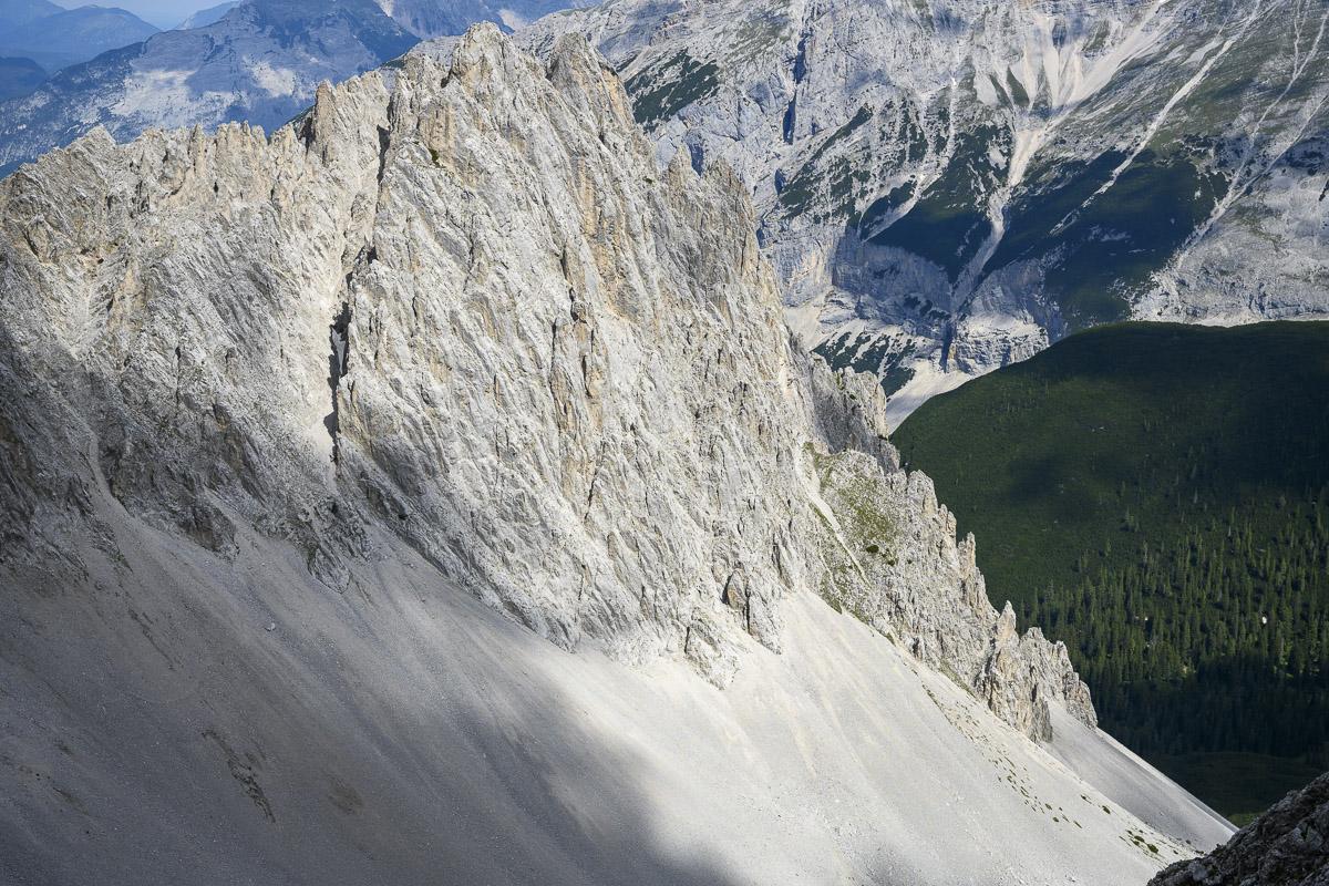 View from Haferlekar Innsbruck Tyrol by ptomsu in ptomsu