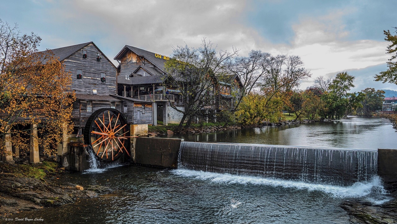 The Old Mill by dave.gt in dave.gt
