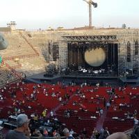 Waiting - David Gilmour in Verona by Thorkil in Thorkil