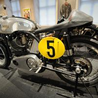 Norton Manx 500 1961 by Thorkil