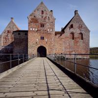 Spøttrup Castle by Thorkil in Thorkil