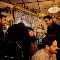 Italian Moment at Pastis by Thorkil in Thorkil