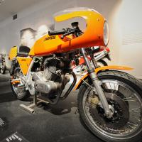 Laverda 750 SFC by Thorkil