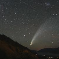 Comet McNaught by waynelake in Regular Member Gallery