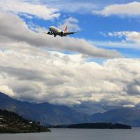 Landing in Queenstown by waynelake in Regular Member Gallery
