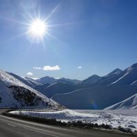 Lindis Pass New Zealand by waynelake in Regular Member Gallery
