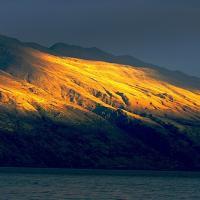 Sunset by waynelake