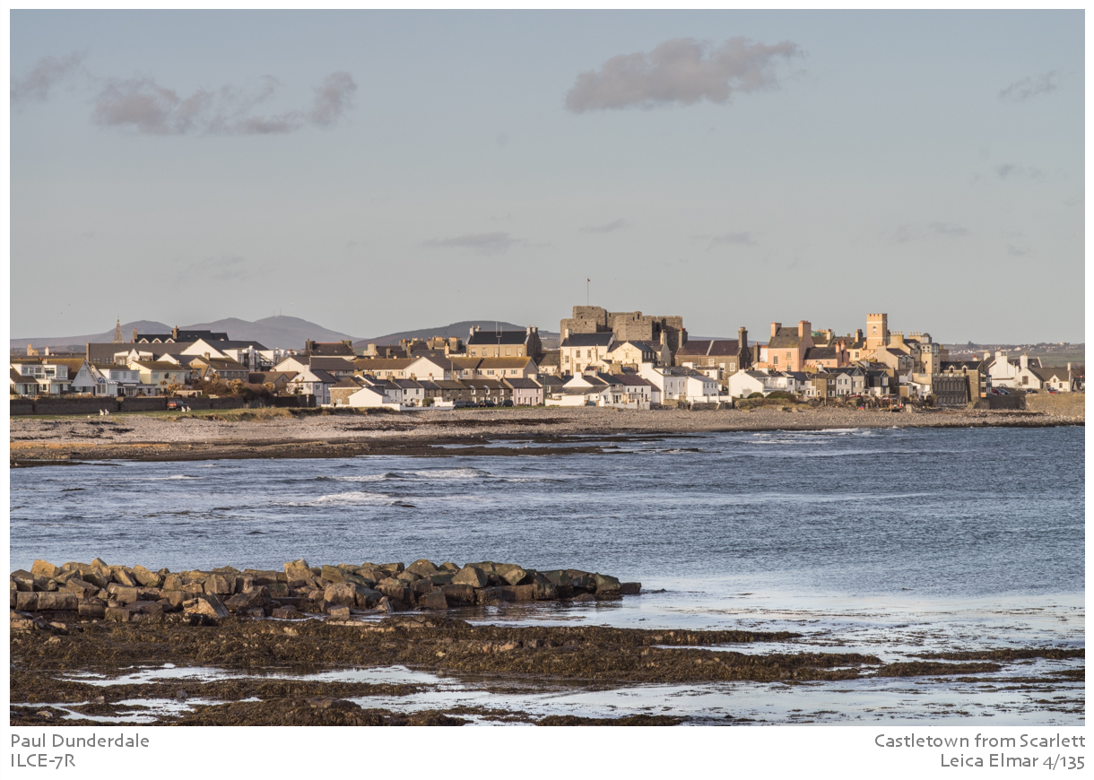Castletown From Scarlett by dunders in dunders