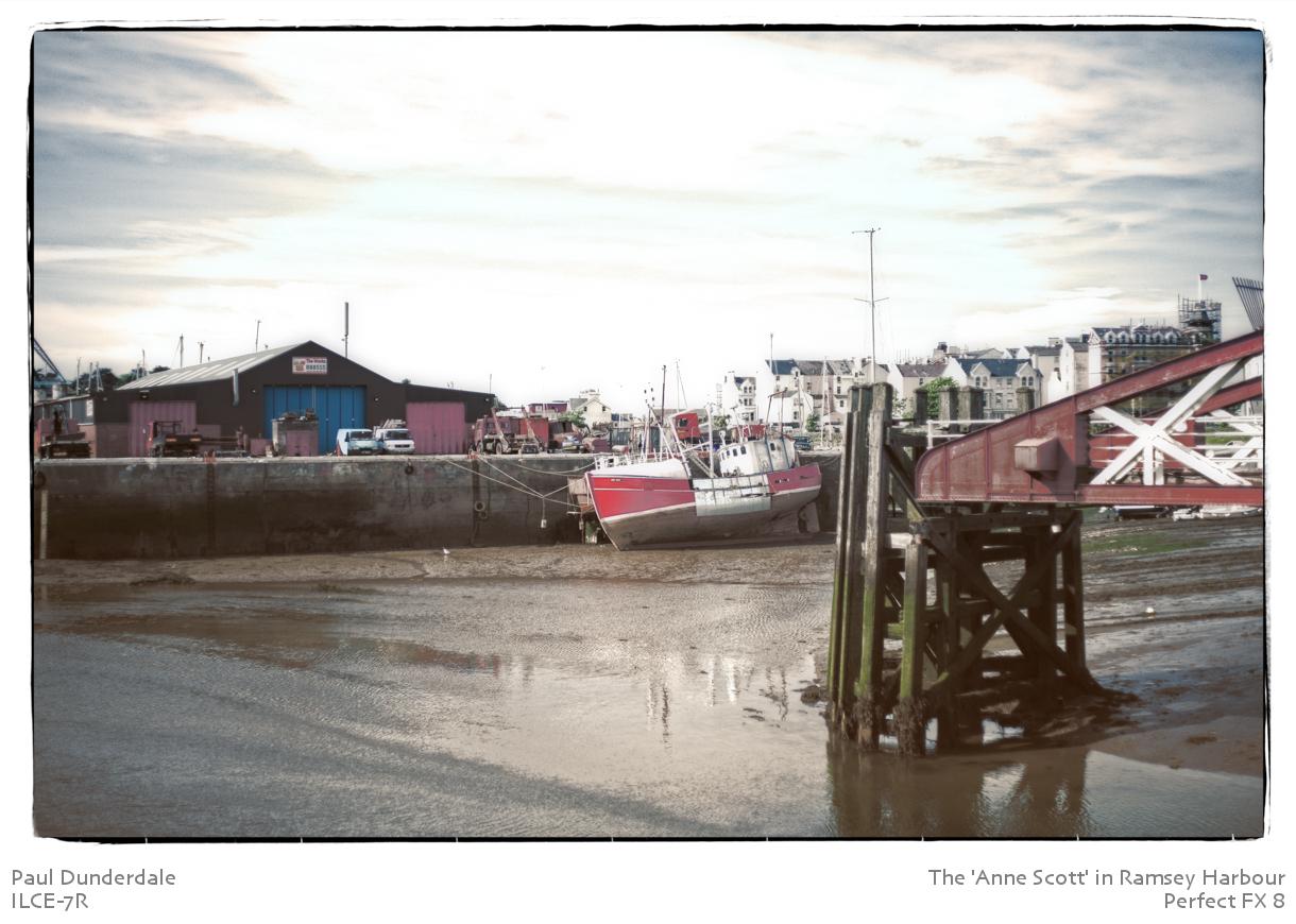 The 'anne Scott' In Ramsey Harbour by dunders in Regular Member Gallery