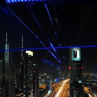Sheikh Zayed Road In Dubai by Magic in Regular Member Gallery