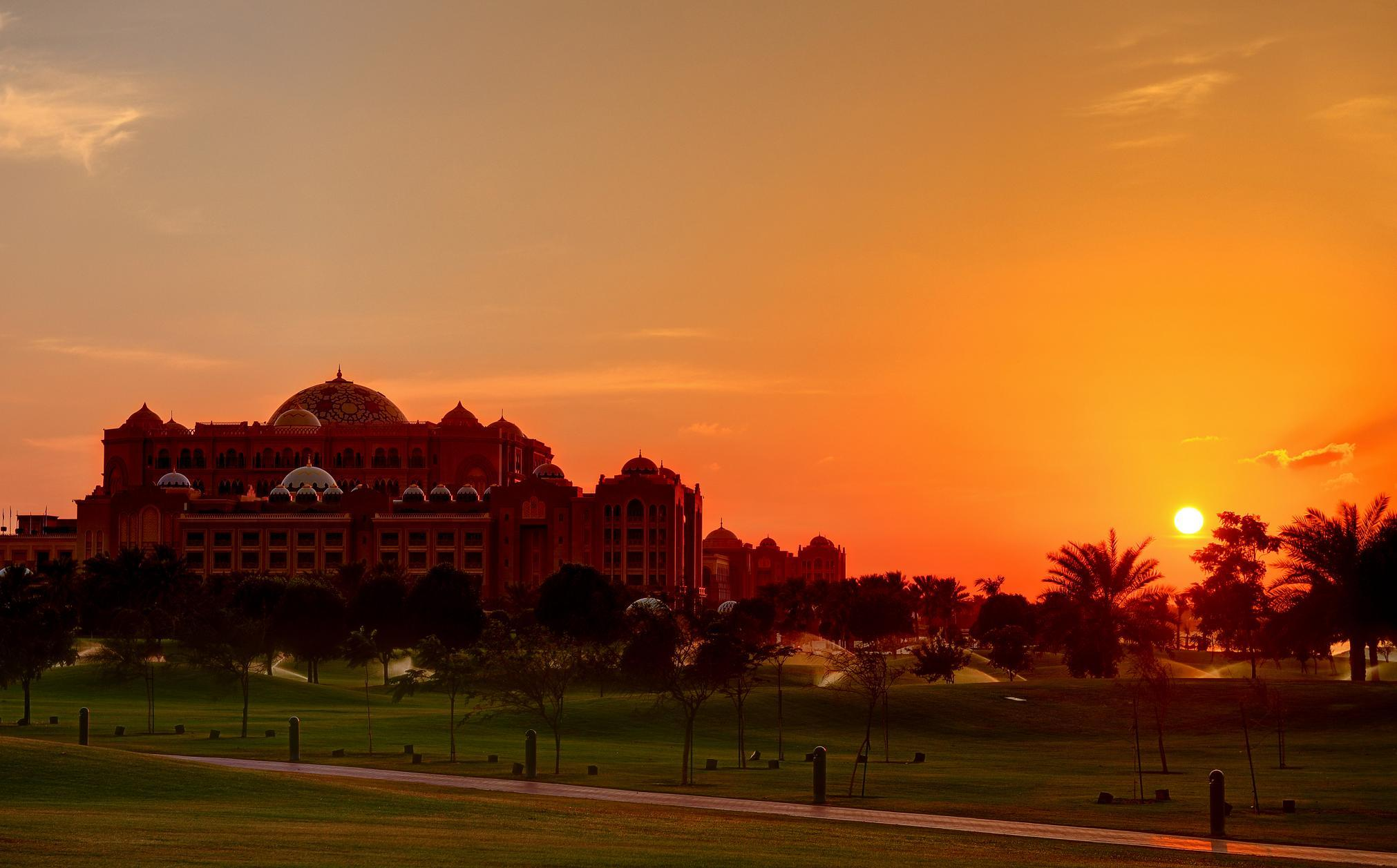 Emirates Palace Hotel Abu Dhabi by Magic in Regular Member Gallery