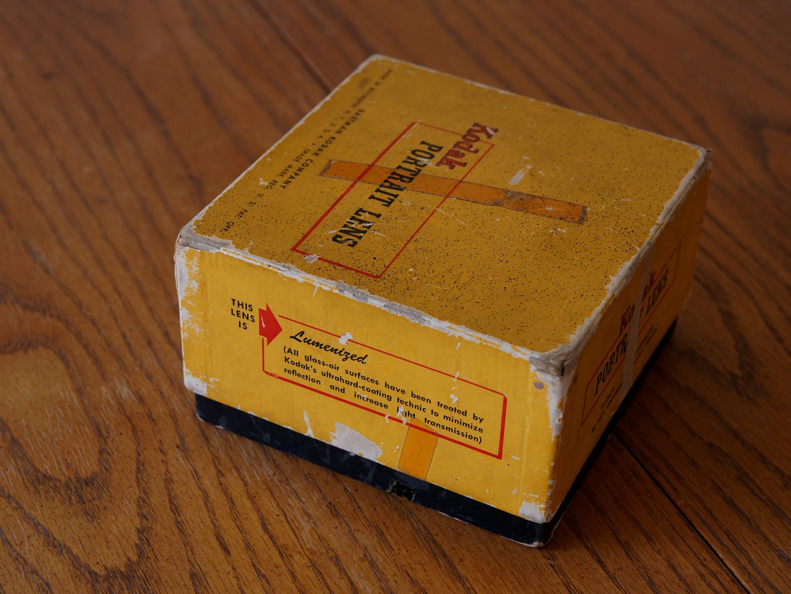 Kodak Portrait Box by Tex in Tex