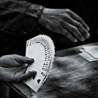 Cards Hands by alajuela in Regular Member Gallery