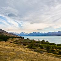 New Zealand Outside Mt Cook by alajuela in alajuela