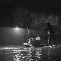 Night Fishing by alajuela in alajuela