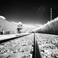 Train Tracks by alajuela in alajuela