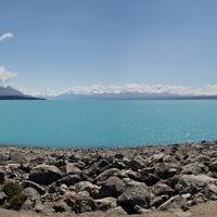 Lake Pukaki by ChrisDauer in 2007 11 - New Zealand