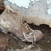 Who's Boot Is This? by MikeScecina in MikeScecina