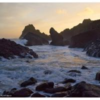 Kynance Cove, Cornwall, Uk by MILESF