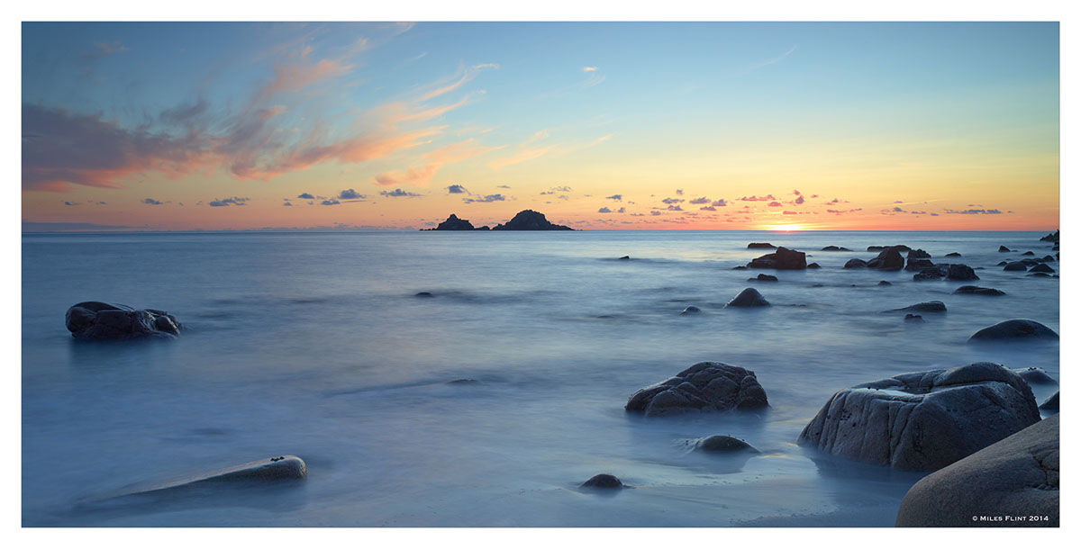 Porth Nanven Sunset by MILESF in Regular Member Gallery