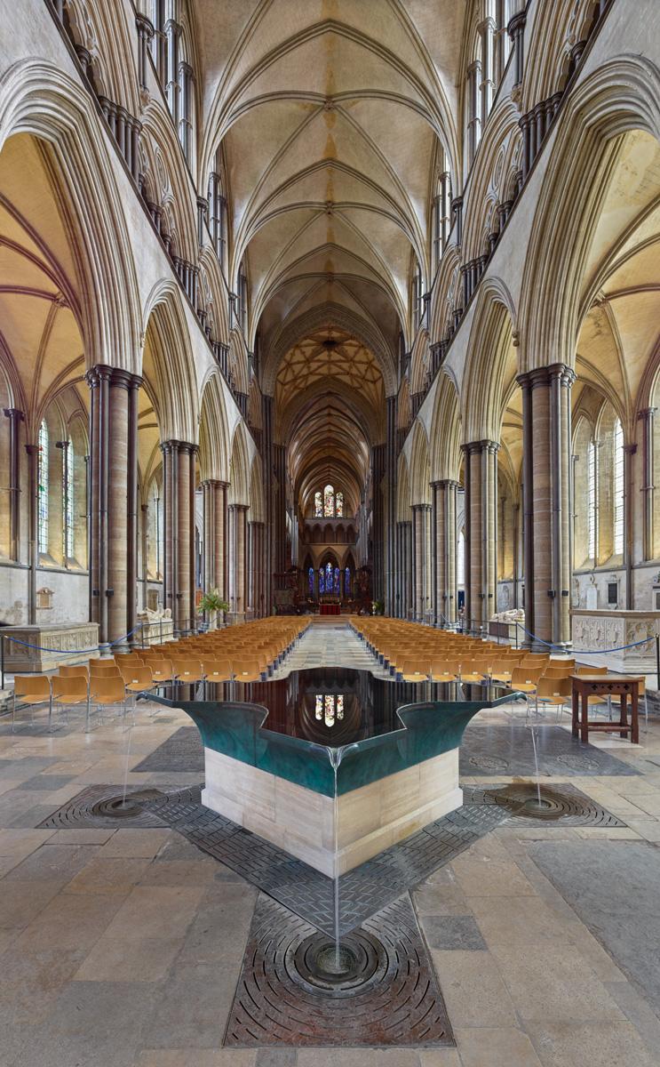 Salisbury Cathedral by MILESF in Regular Member Gallery
