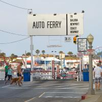 Balboa Ferry by jimban