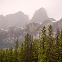Castle Mountain by PaulChance in Regular Member Gallery