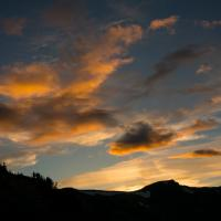 Sunset Same Evening by Shac
