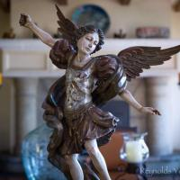Flying Angel by Reynolds in Reynolds Young