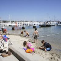Balboa In The Summer by barjohn