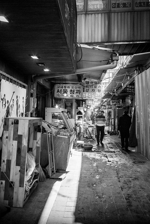 Seoul Street by MarcoPampaloni in Regular Member Gallery