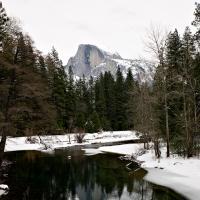 Yosemite after snowstorm by scatesmd in Regular Member Gallery