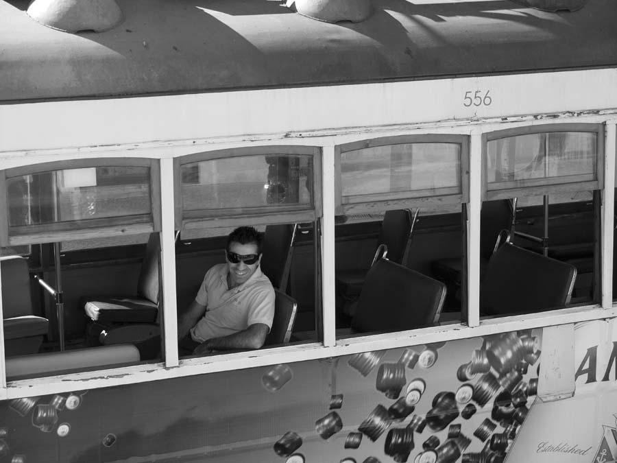 Off-Duty Tram by m3photo in Regular Member Gallery