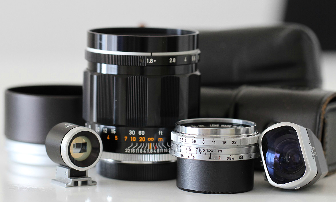 Canon Ltm Lenses by Bas in Regular Member Gallery