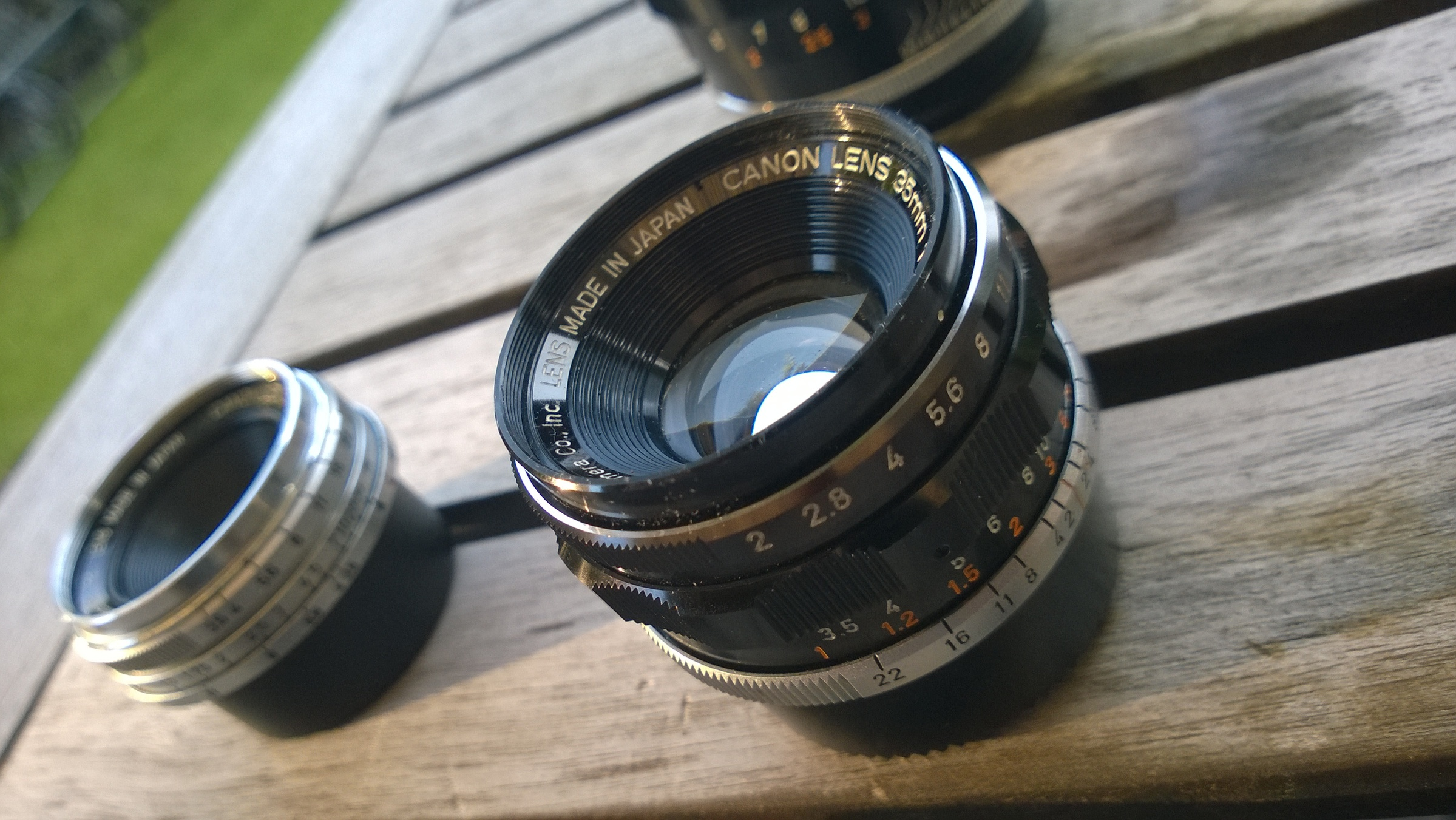 Canon 35mm F2 Ltm by Bas in Regular Member Gallery
