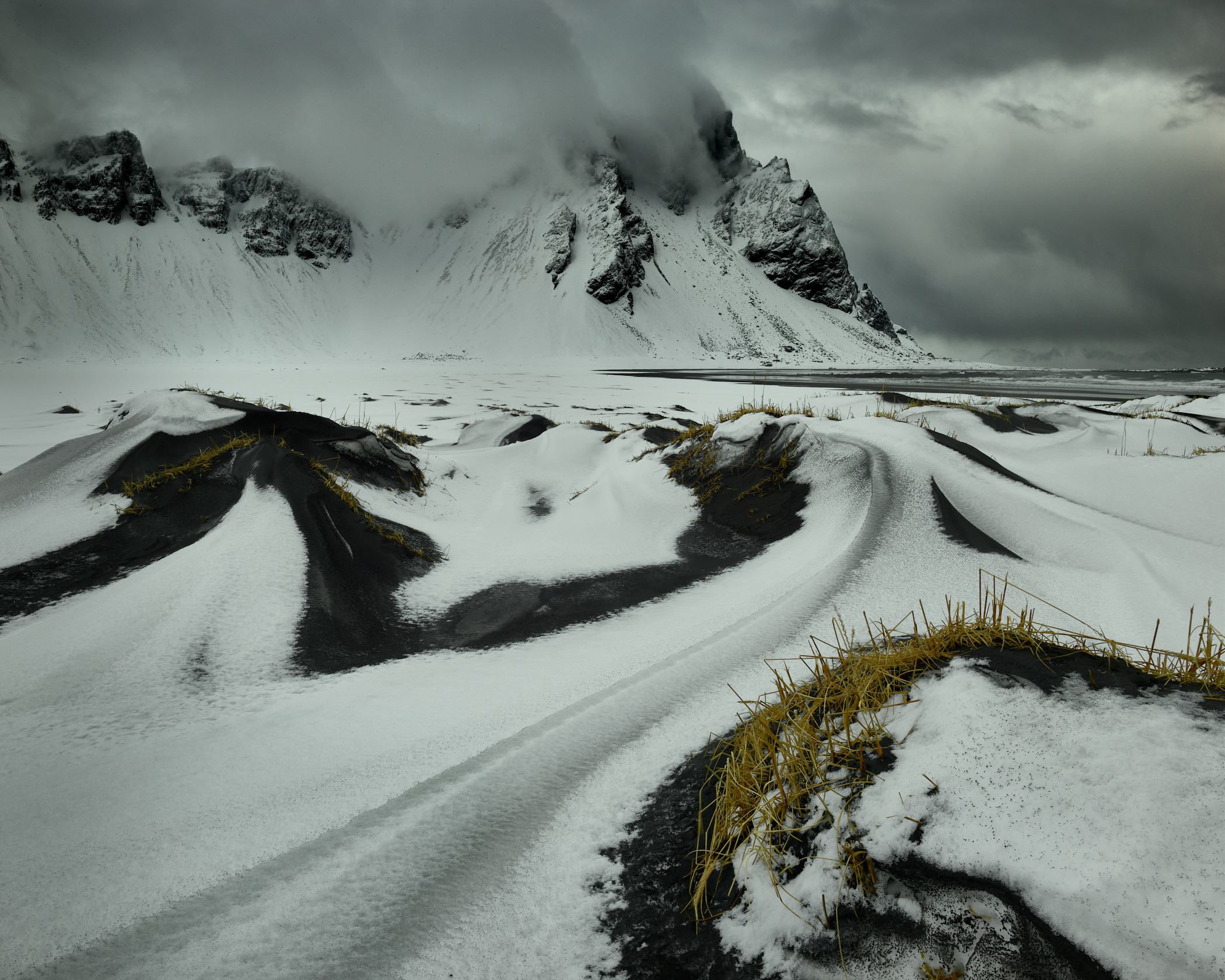 Stokksnes Dunes towards Vestrahorn Iceland by 4*Paul in Regular Member Gallery